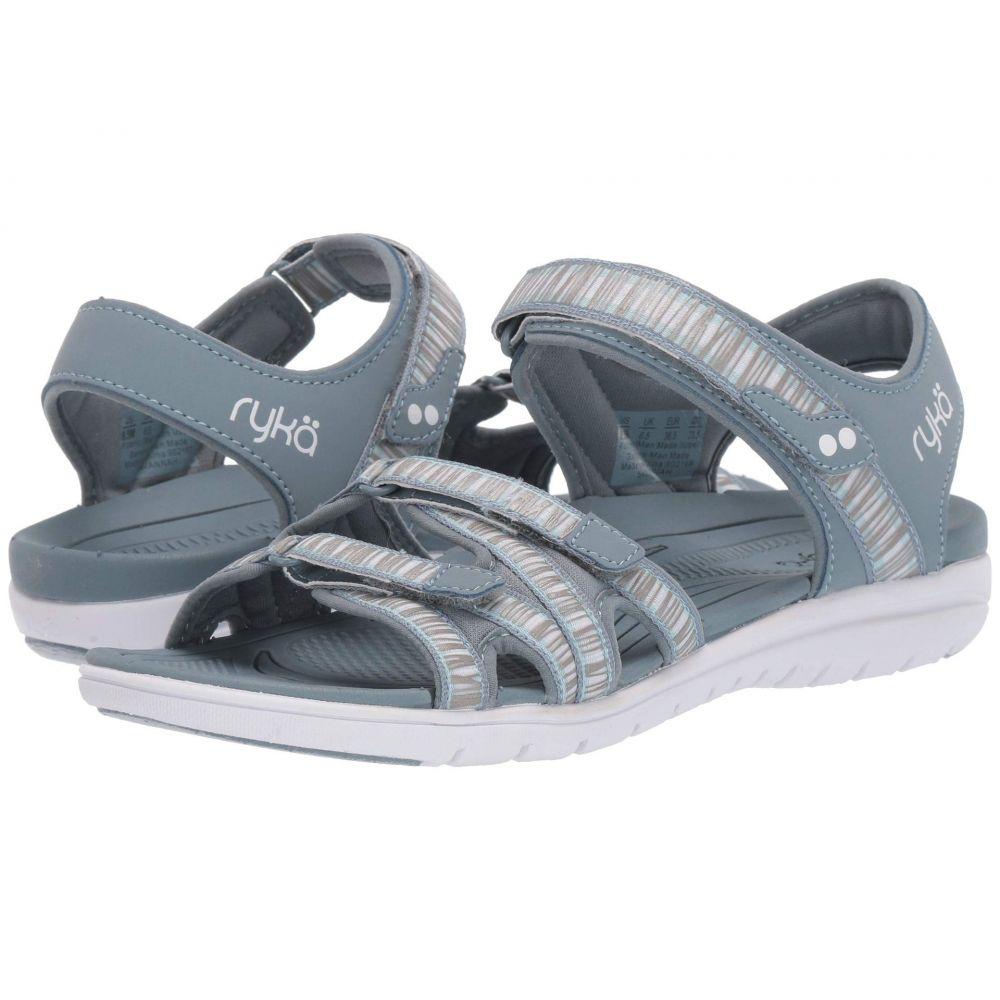 ライカ Ryka レディース サンダル・ミュール シューズ・靴【Savannah】Stone Denim