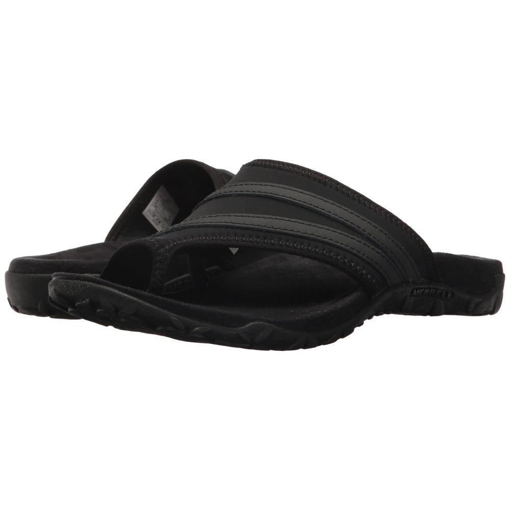 メレル Merrell レディース サンダル・ミュール シューズ・靴【Terran Ari Wrap】Black