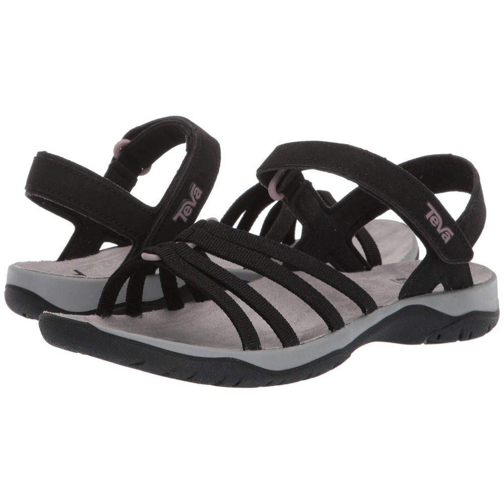 テバ Teva レディース サンダル・ミュール シューズ・靴【Elzada Sandal Web】Black