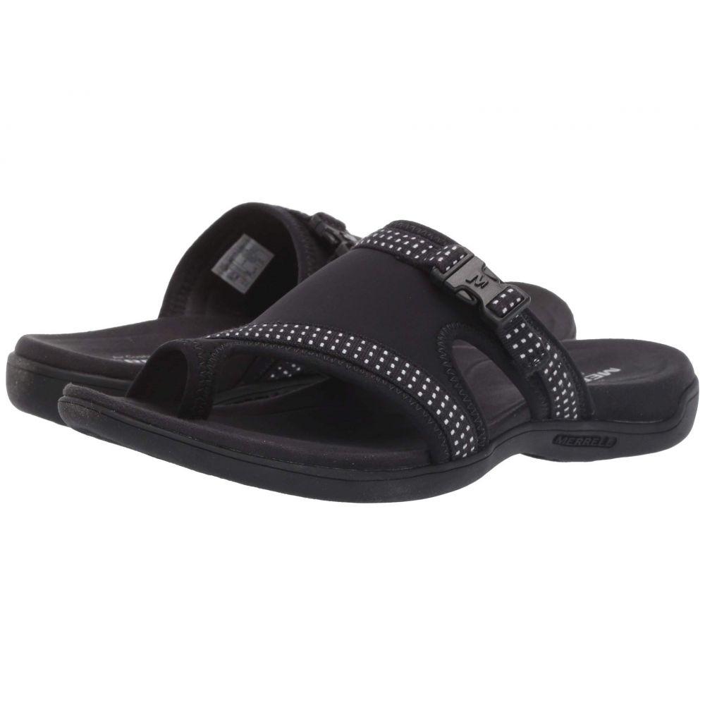 メレル Merrell レディース サンダル・ミュール シューズ・靴【District Muri Wrap】Black