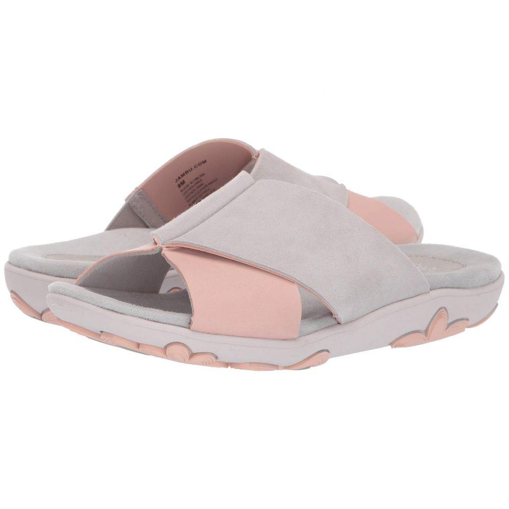 ジャンブー Jambu レディース サンダル・ミュール シューズ・靴【Bloom】Blush/Grey