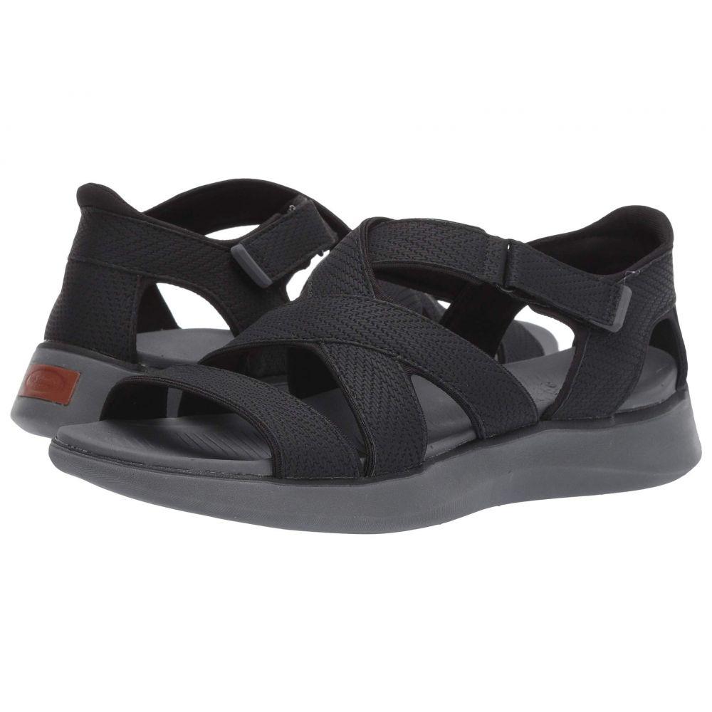 ドクター ショール Dr. Scholl's レディース サンダル・ミュール シューズ・靴【Shore Thing】Black Altitude Print