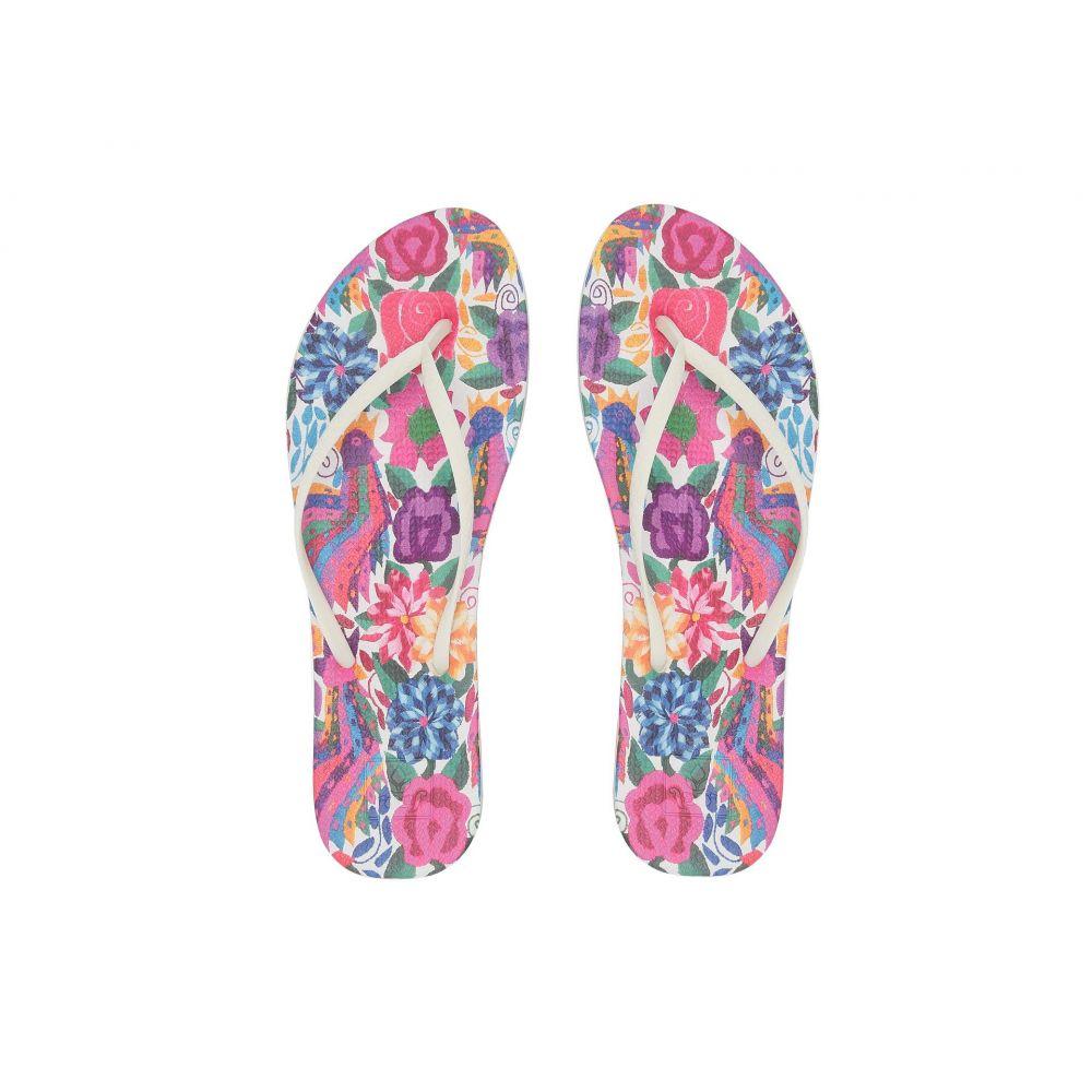 リーフ Reef レディース ビーチサンダル シューズ・靴【Escape Lux Print】Mexicana