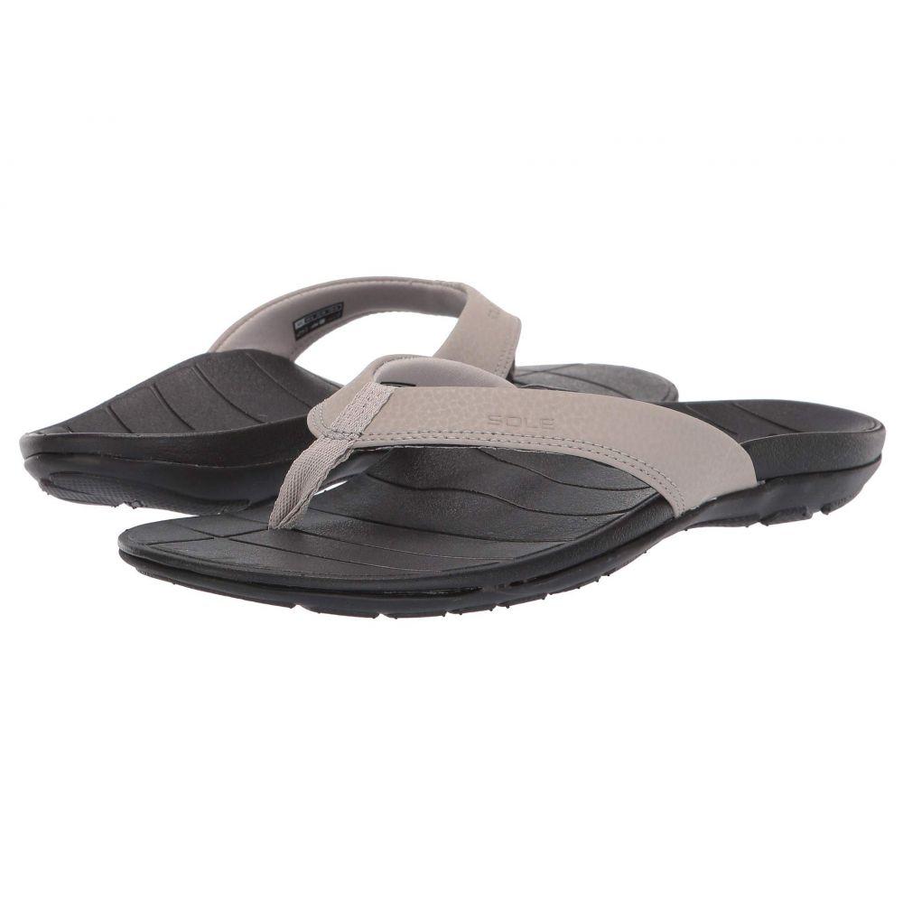 ソール SOLE レディース ビーチサンダル シューズ・靴【Baja Flip】Light Cedar