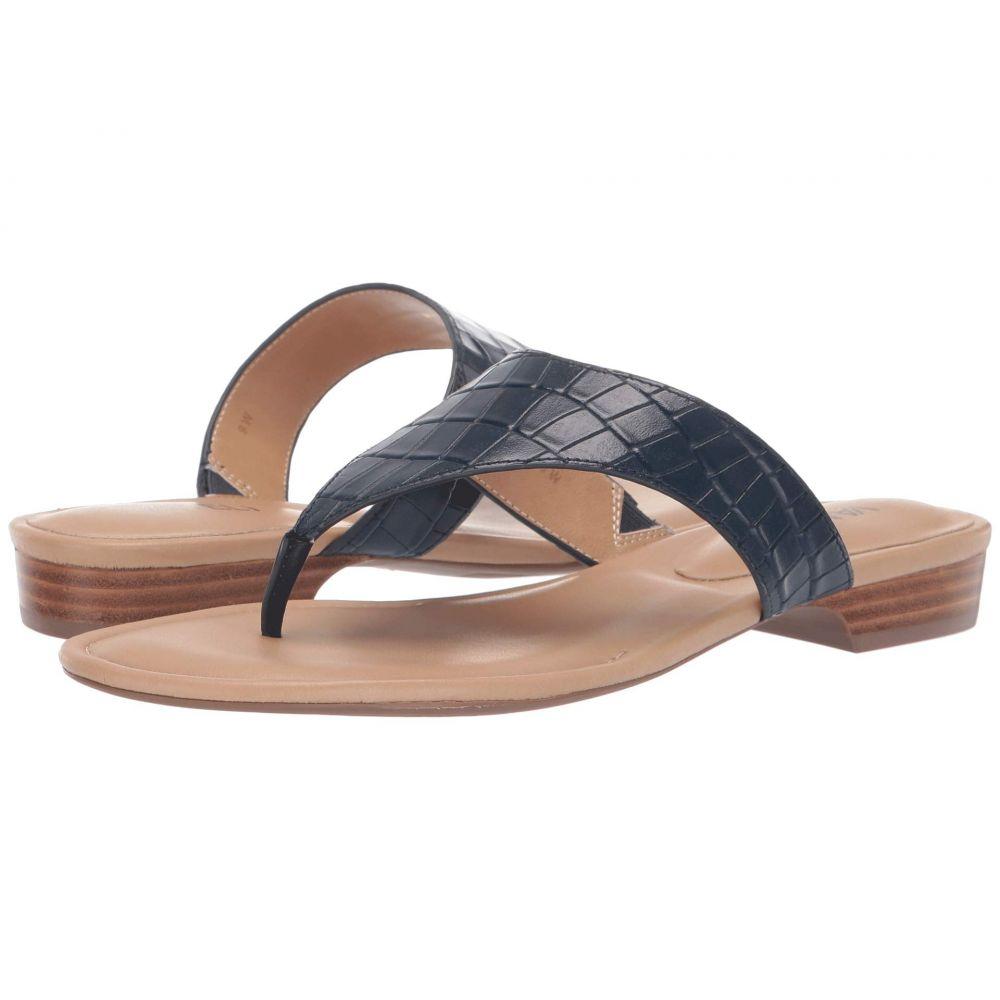 ヴァネリ Vaneli レディース ビーチサンダル シューズ・靴【Yoanna】Jeans Croc Print