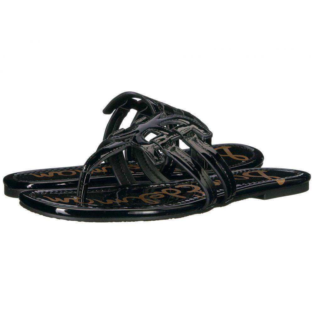 サム エデルマン Sam Edelman レディース ビーチサンダル シューズ・靴【Cara】Black Patent
