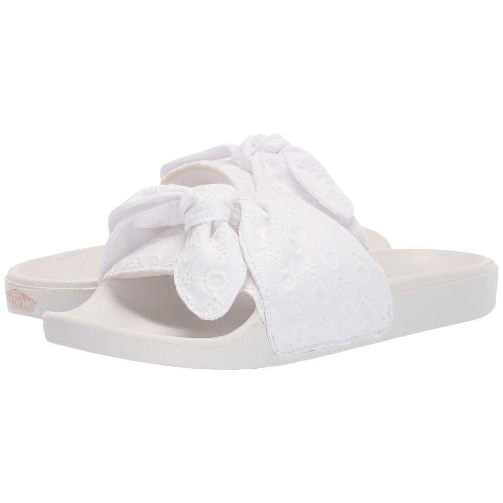 ヴァンズ Vans レディース サンダル・ミュール シューズ・靴【Slide-On】True White