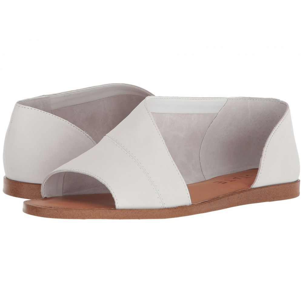 ワンステート 1.STATE レディース サンダル・ミュール シューズ・靴【Celvin】White Rio Nubuck