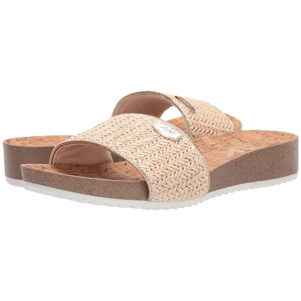 アン クライン Anne Klein レディース サンダル・ミュール シューズ・靴【Sport Qtee】Natural