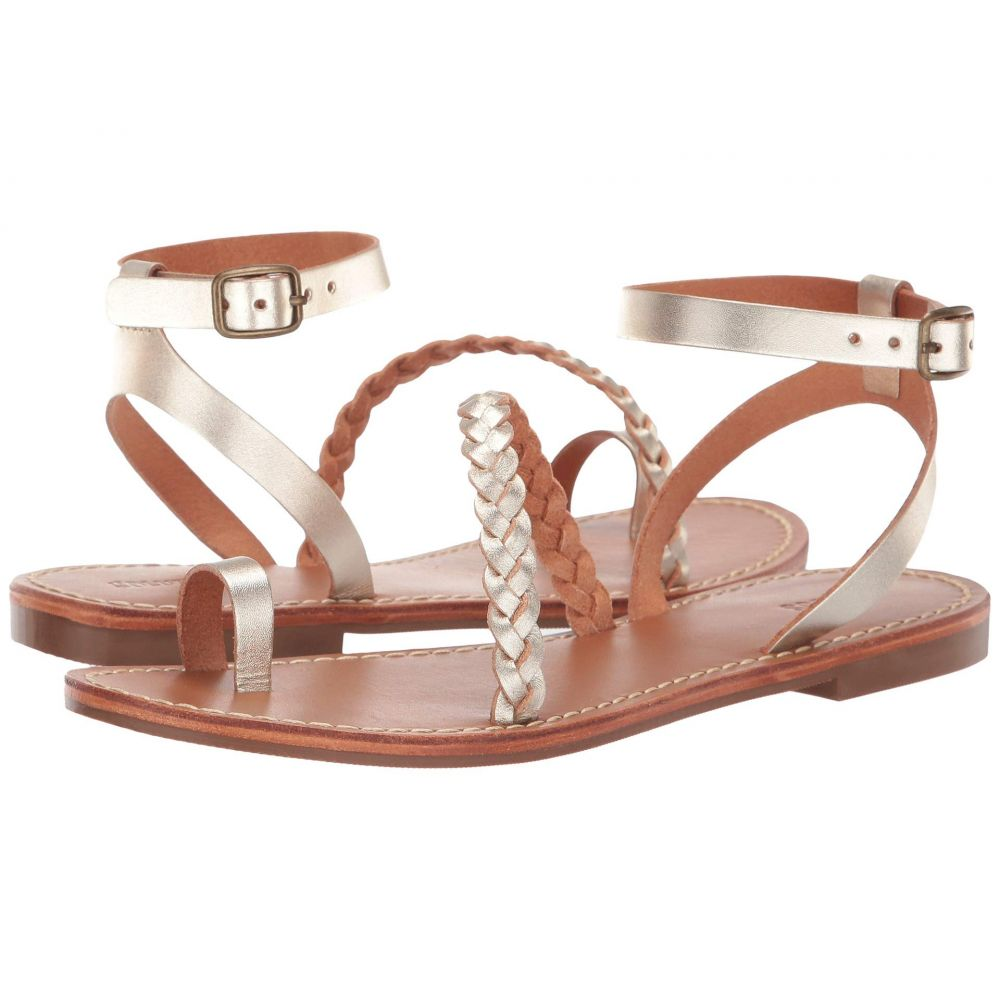 ソルドス Soludos レディース サンダル・ミュール シューズ・靴【Madrid Sandal】Platinum