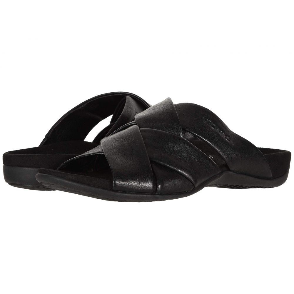 バイオニック VIONIC レディース サンダル・ミュール シューズ・靴【Juno】Black