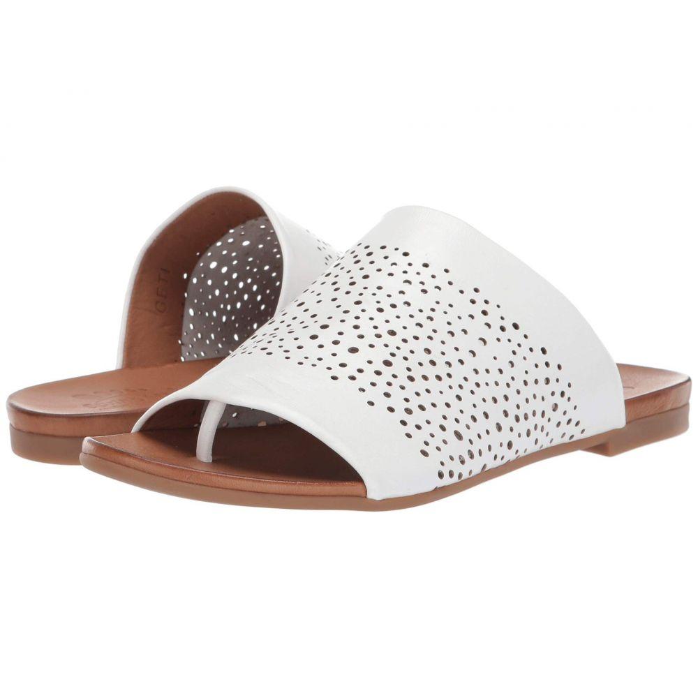 スプリングステップ Spring Step レディース サンダル・ミュール シューズ・靴【Geti】White