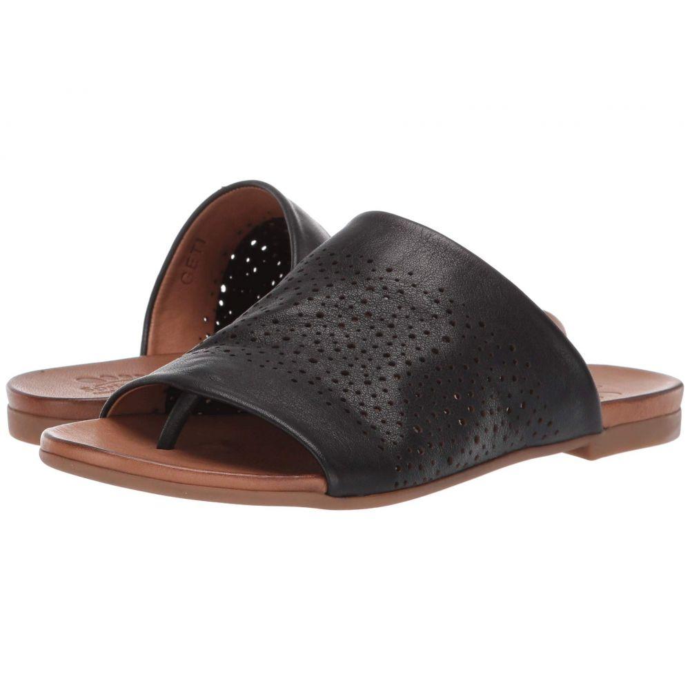 スプリングステップ Spring Step レディース サンダル・ミュール シューズ・靴【Geti】Black