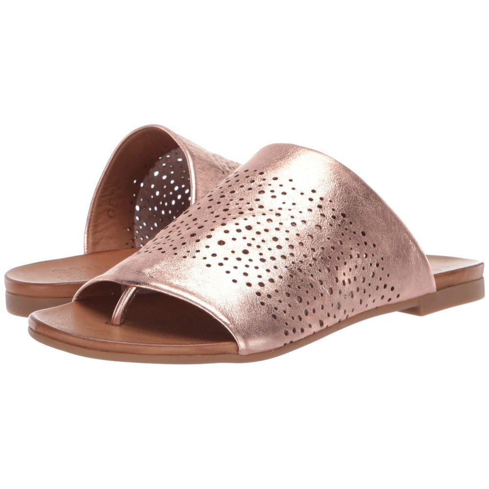 スプリングステップ Spring Step レディース サンダル・ミュール シューズ・靴【Geti】Rose Gold