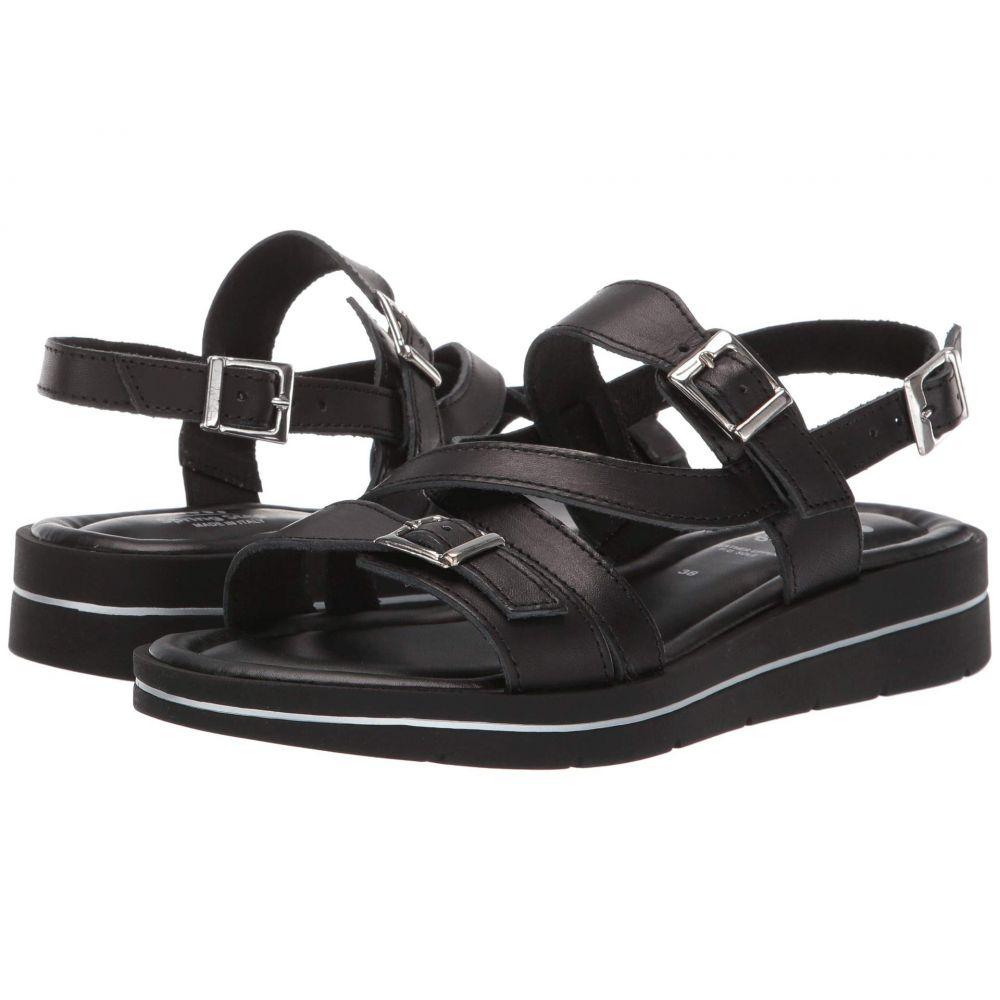 スプリングステップ Spring Step レディース サンダル・ミュール シューズ・靴【Salicaria】Black