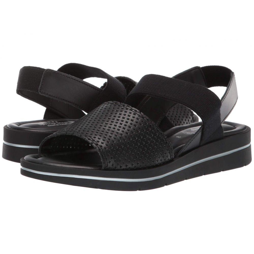 スプリングステップ Spring Step レディース サンダル・ミュール シューズ・靴【Travel】Black