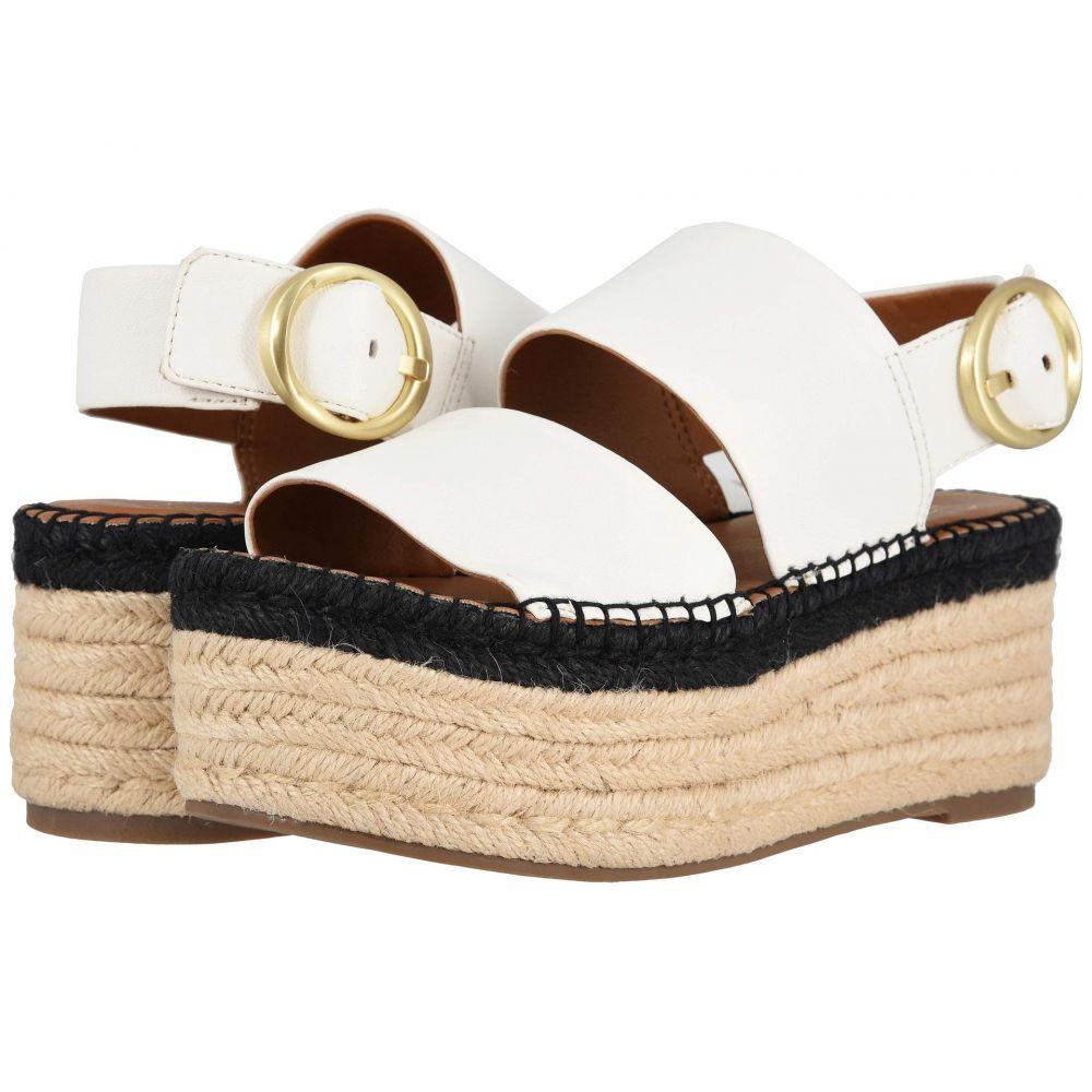フランコサルト Franco Sarto レディース サンダル・ミュール シューズ・靴【Mariana】White Leather