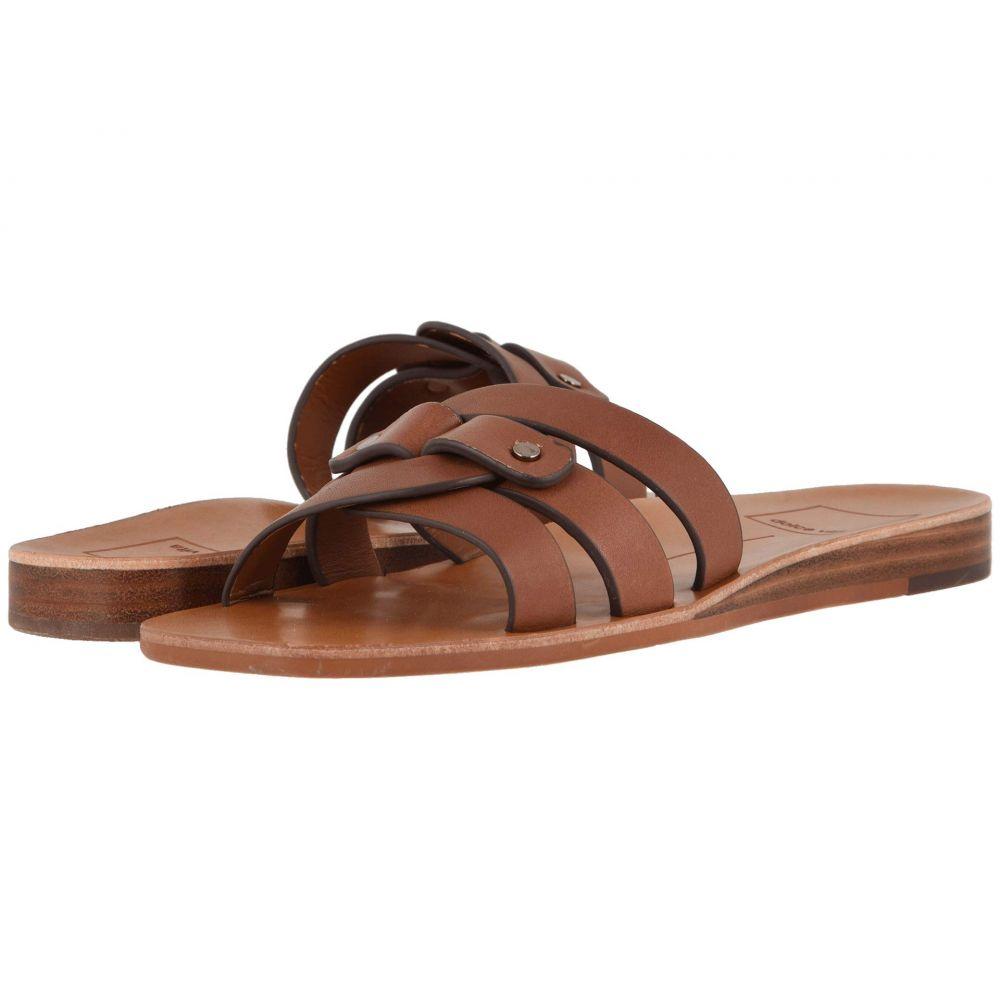 ドルチェヴィータ Dolce Vita レディース サンダル・ミュール シューズ・靴【Cait】Brown Leather