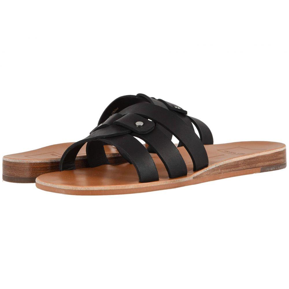 ドルチェヴィータ Dolce Vita レディース サンダル・ミュール シューズ・靴【Cait】Black Leather