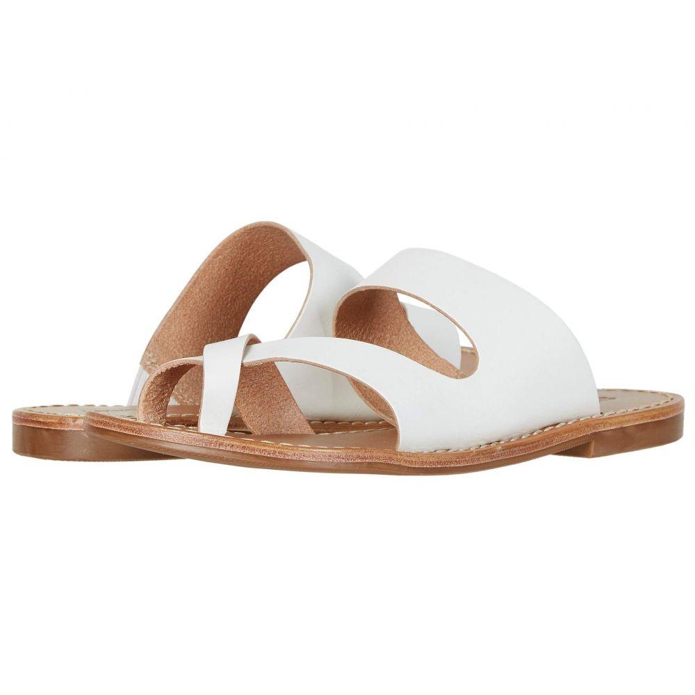 ソルドス Soludos レディース サンダル・ミュール スライドサンダル シューズ・靴【Mila Slide Sandal】White