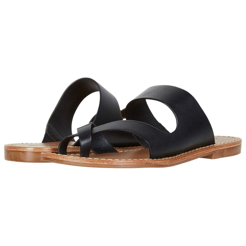 ソルドス Soludos レディース サンダル・ミュール スライドサンダル シューズ・靴【Mila Slide Sandal】Black
