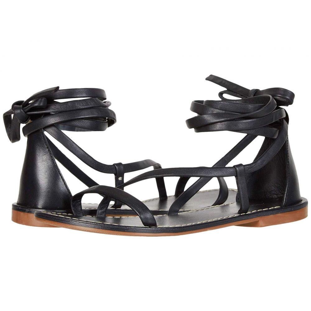 ソルドス Soludos レディース サンダル・ミュール シューズ・靴【Venus Ankle-Tie Sandal】Black