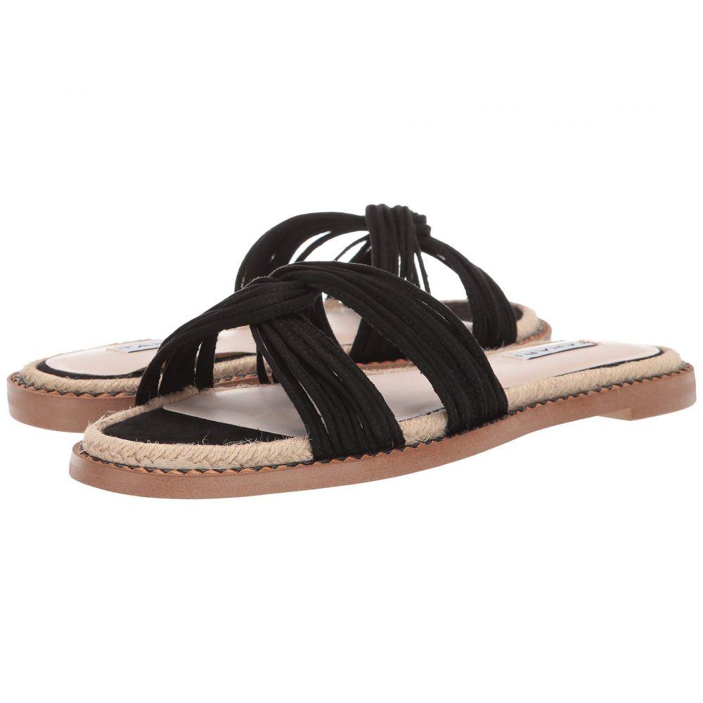 タハリ Tahari レディース サンダル・ミュール シューズ・靴【Caitlan】Black Suede