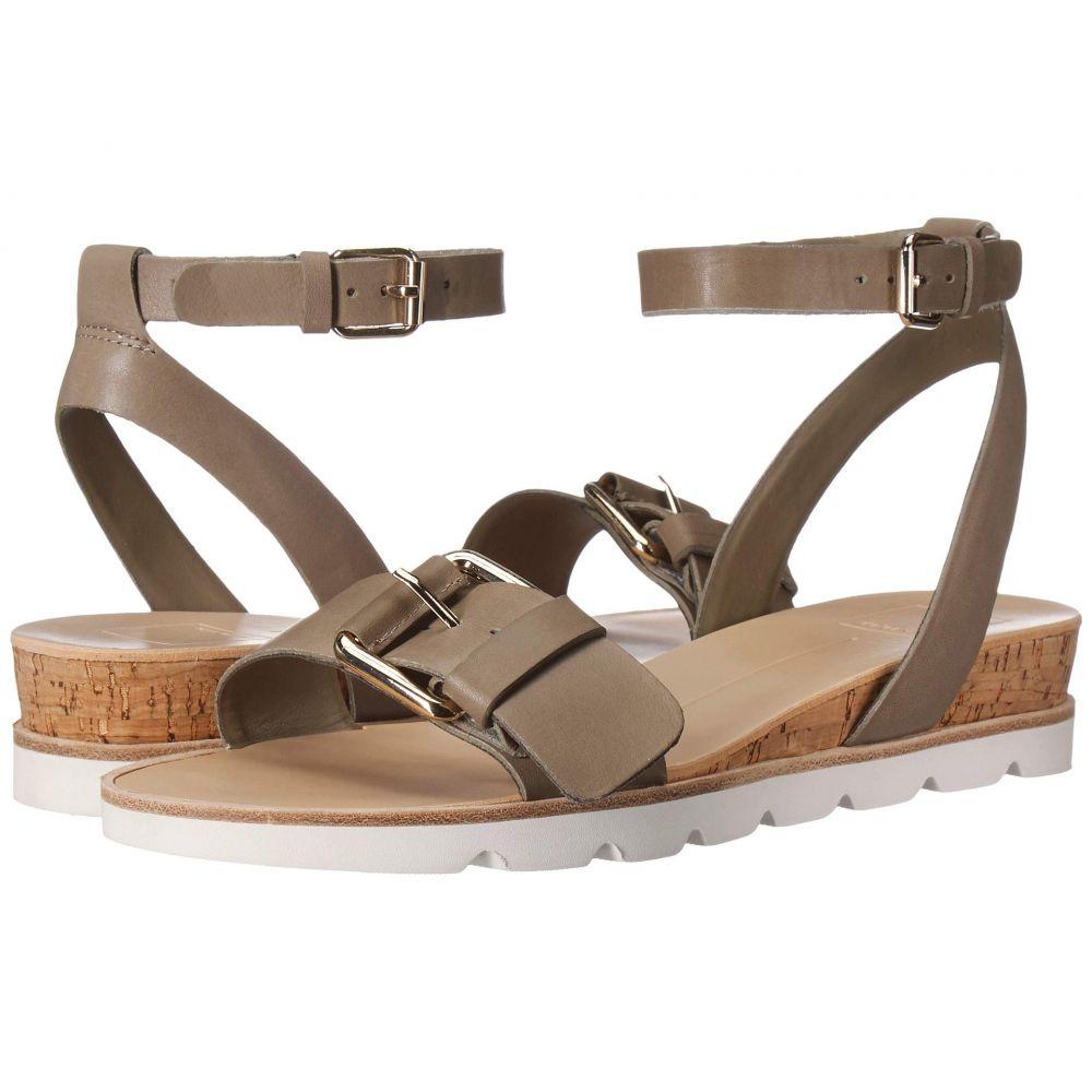 ドルチェヴィータ Dolce Vita レディース サンダル・ミュール シューズ・靴【Virgo】Khaki Leather