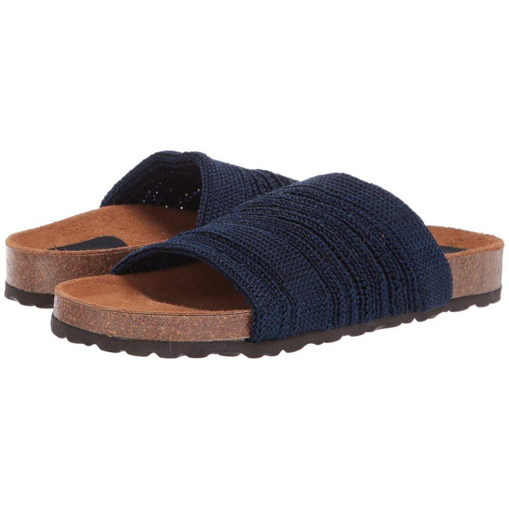 スプリングステップ Spring Step レディース サンダル・ミュール シューズ・靴【Noelena】Navy