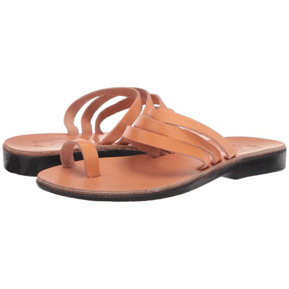 エルサレムサンダル Jerusalem Sandals レディース サンダル・ミュール シューズ・靴【Angela】Tan
