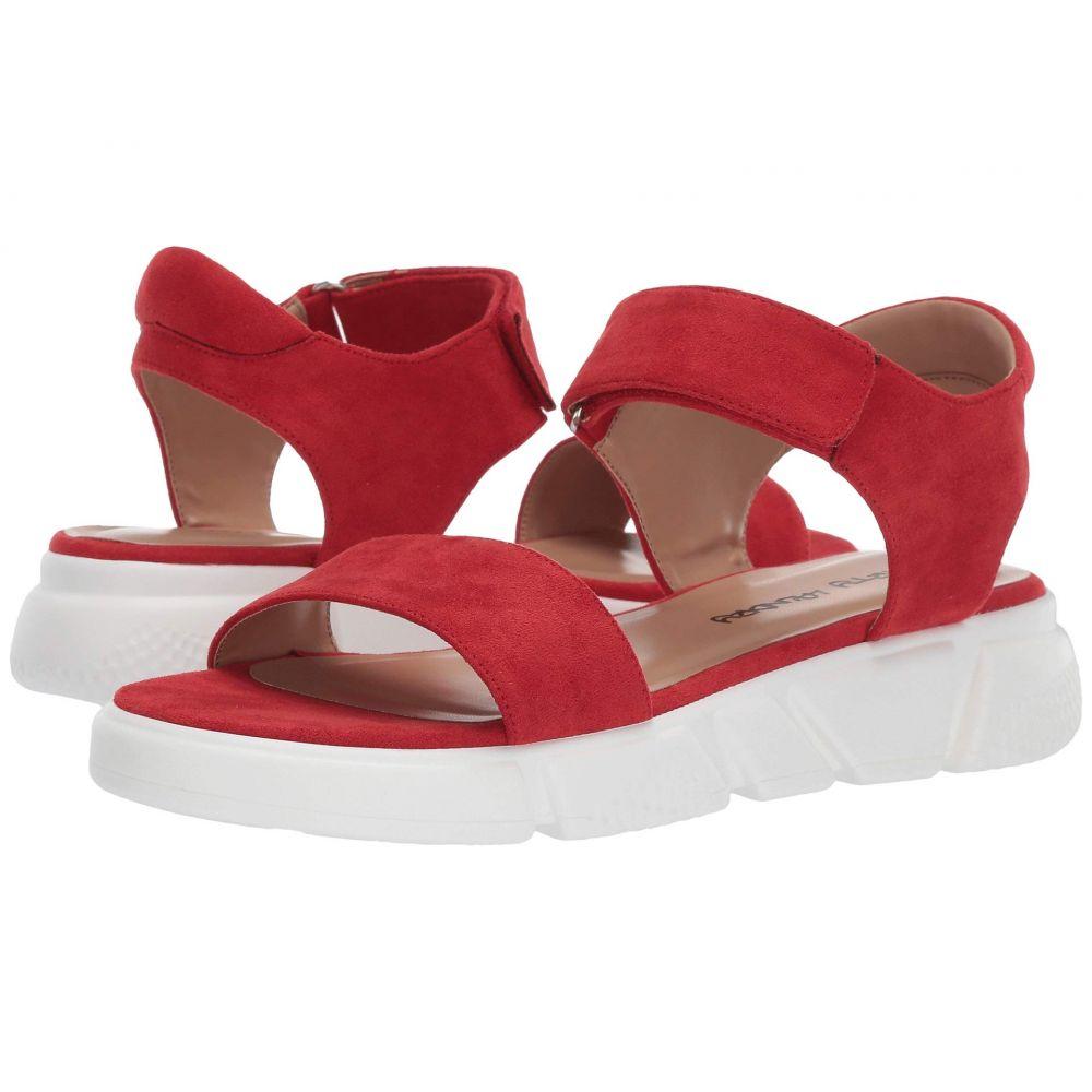 ダーティーランドリー Dirty Laundry レディース サンダル・ミュール シューズ・靴【Ashville】Red