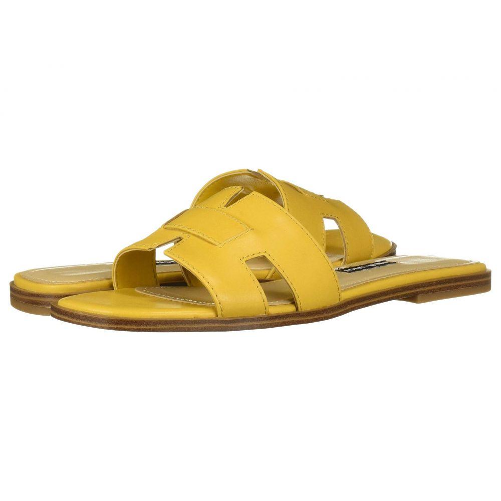 ナインウェスト Nine West レディース サンダル・ミュール シューズ・靴【Gianna】Yellow