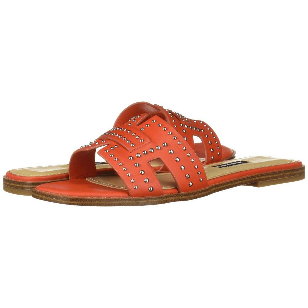 ナインウェスト Nine West レディース サンダル・ミュール スライドサンダル シューズ・靴【Genesia Studded Slide Sandal】Orange