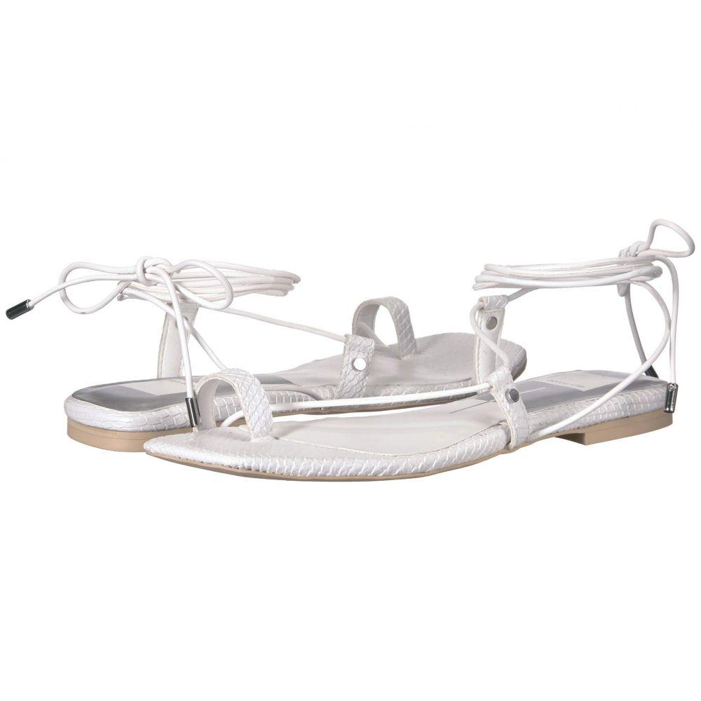 ドルチェヴィータ Dolce Vita レディース サンダル・ミュール シューズ・靴【Dash】White Sliced Leather