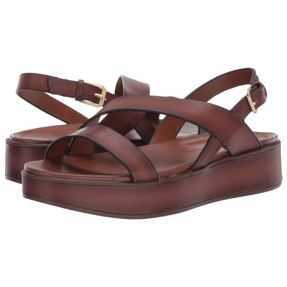 ナチュラライザー Naturalizer レディース サンダル・ミュール シューズ・靴【Charlize】Lodge Brown Leather