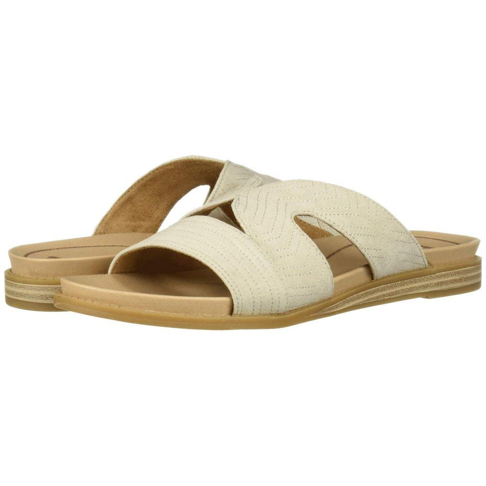 ドクター ショール Dr. Scholl's レディース サンダル・ミュール シューズ・靴【Kourtney】Oyster Microfiber