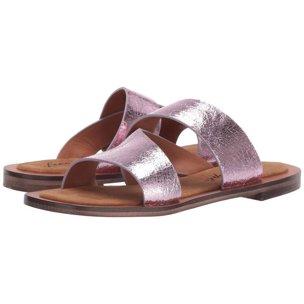フリーピープル Free People レディース サンダル・ミュール スライドサンダル シューズ・靴【Blake Slide Sandal】Pink