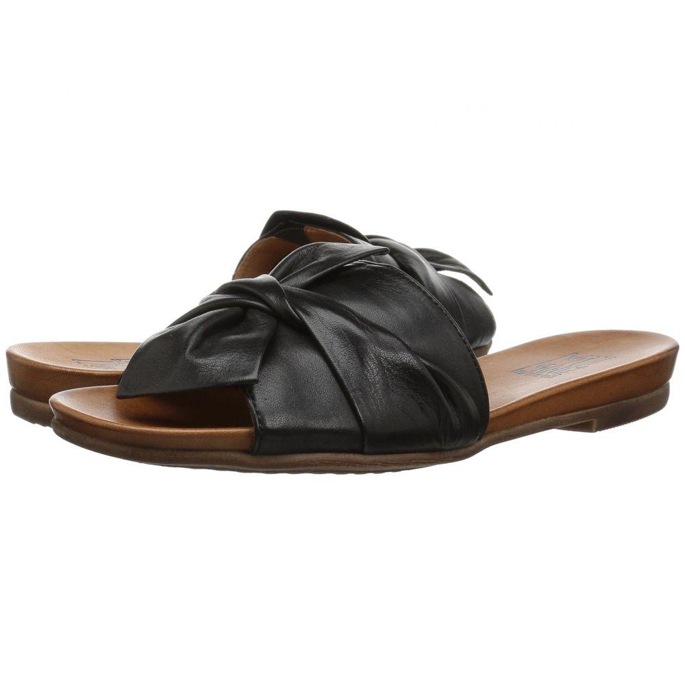 ミズムーズ Miz Mooz レディース サンダル・ミュール シューズ・靴【Angelina】Black
