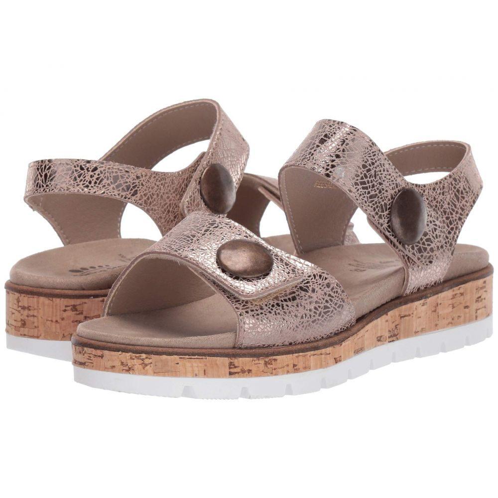 スプリングステップ Spring Step レディース サンダル・ミュール シューズ・靴【Reesalie】Bronze