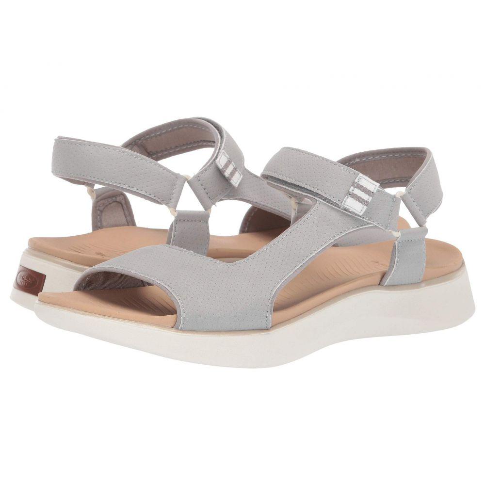 ドクター ショール Dr. Scholl's レディース サンダル・ミュール シューズ・靴【Freeflow】Soft Grey