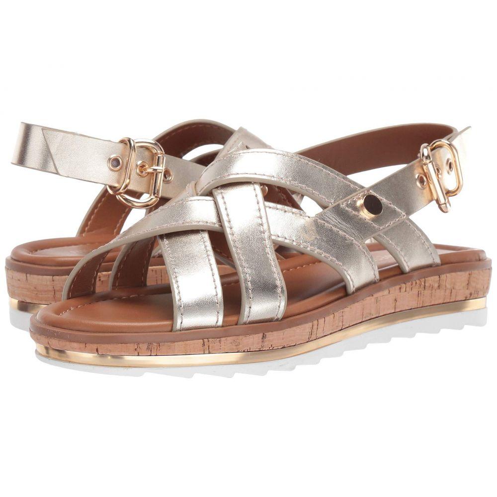 ナインウェスト Nine West レディース サンダル・ミュール シューズ・靴【Aliyah Sandal】Light Gold