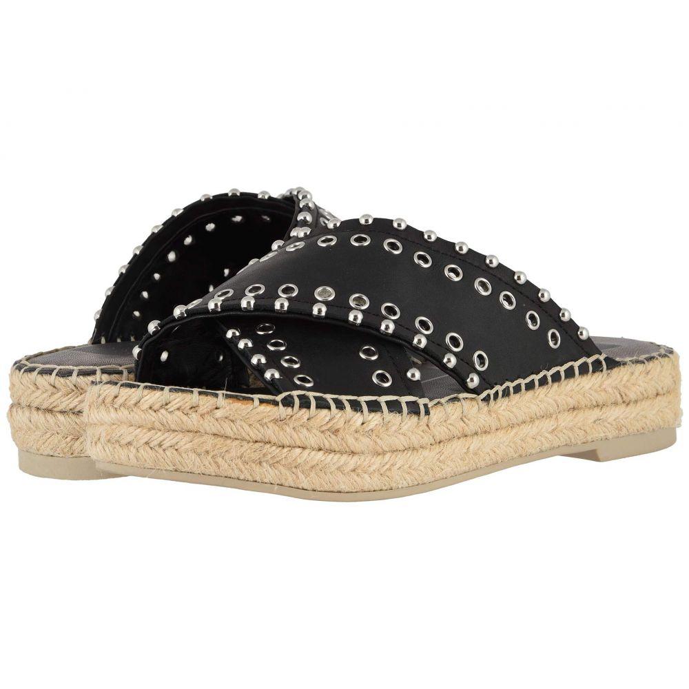ドルチェヴィータ Dolce Vita レディース サンダル・ミュール シューズ・靴【Iva】Black Leather