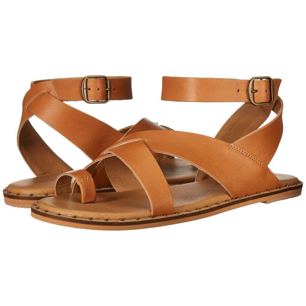 ラッキーブランド Lucky Brand レディース サンダル・ミュール シューズ・靴【Farran】Caramel