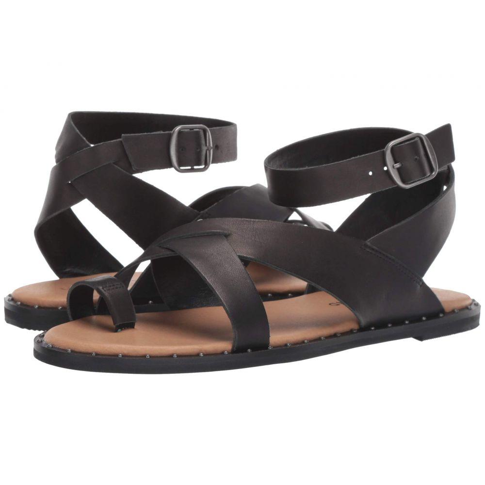 ラッキーブランド Lucky Brand レディース サンダル・ミュール シューズ・靴【Farran】Black