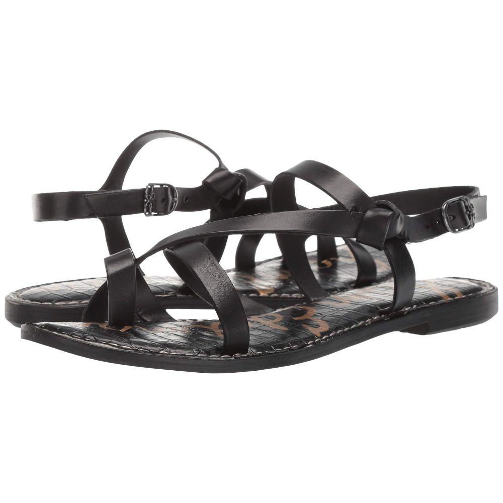 サム エデルマン Sam Edelman レディース サンダル・ミュール シューズ・靴【Gladis】Black Heavy Vachetta Leather