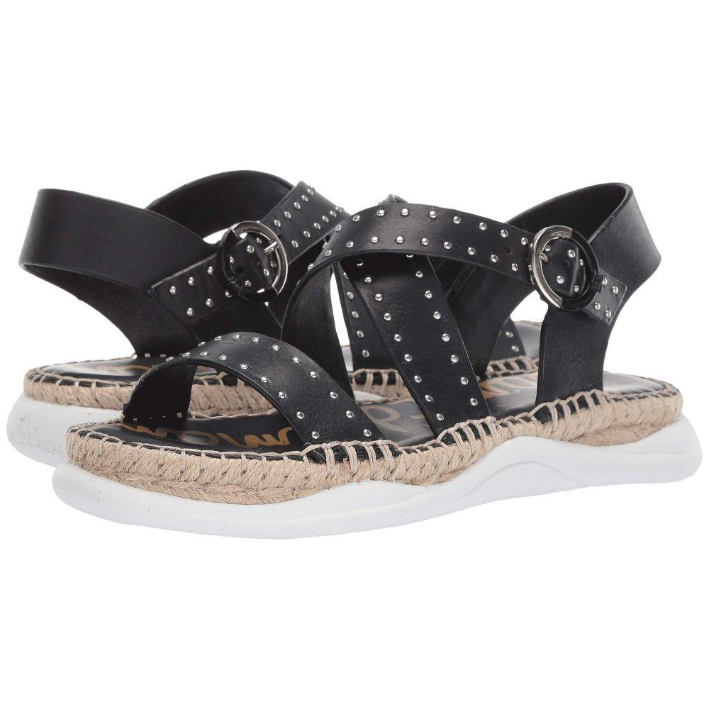 サム エデルマン Sam Edelman レディース サンダル・ミュール シューズ・靴【Janette】Black Heavy Texas Veg Leather