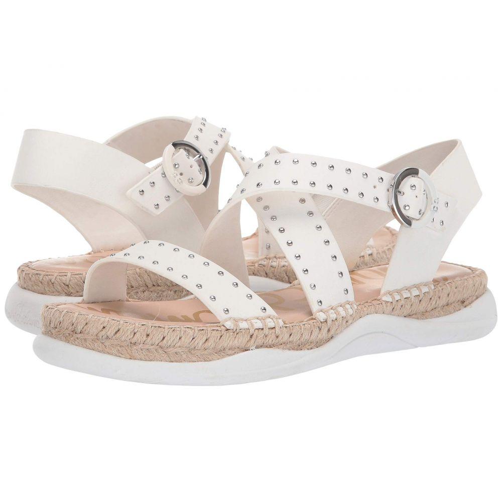 サム エデルマン Sam Edelman レディース サンダル・ミュール シューズ・靴【Janette】Bright White Heavy Texas Veg Leather