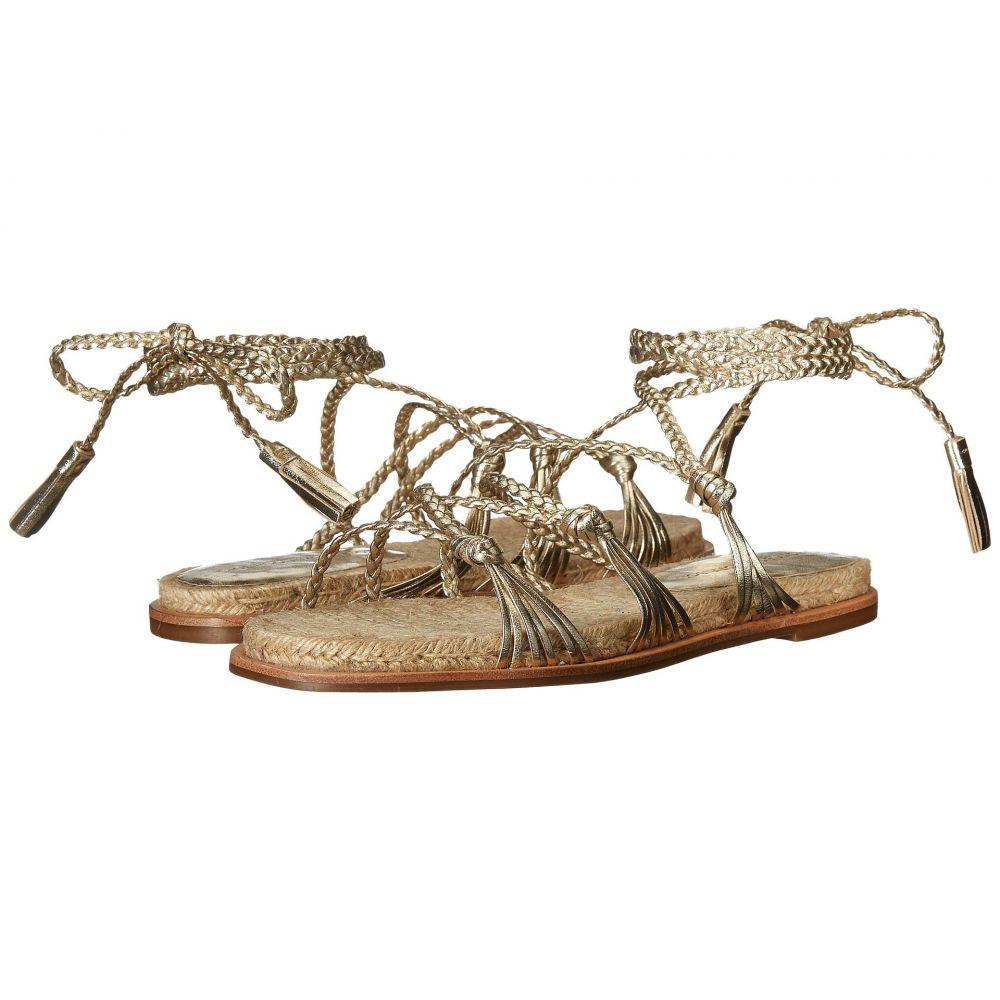 シガーソン モリソン Sigerson Morrison レディース サンダル・ミュール シューズ・靴【James】Platino Nappa Luxe
