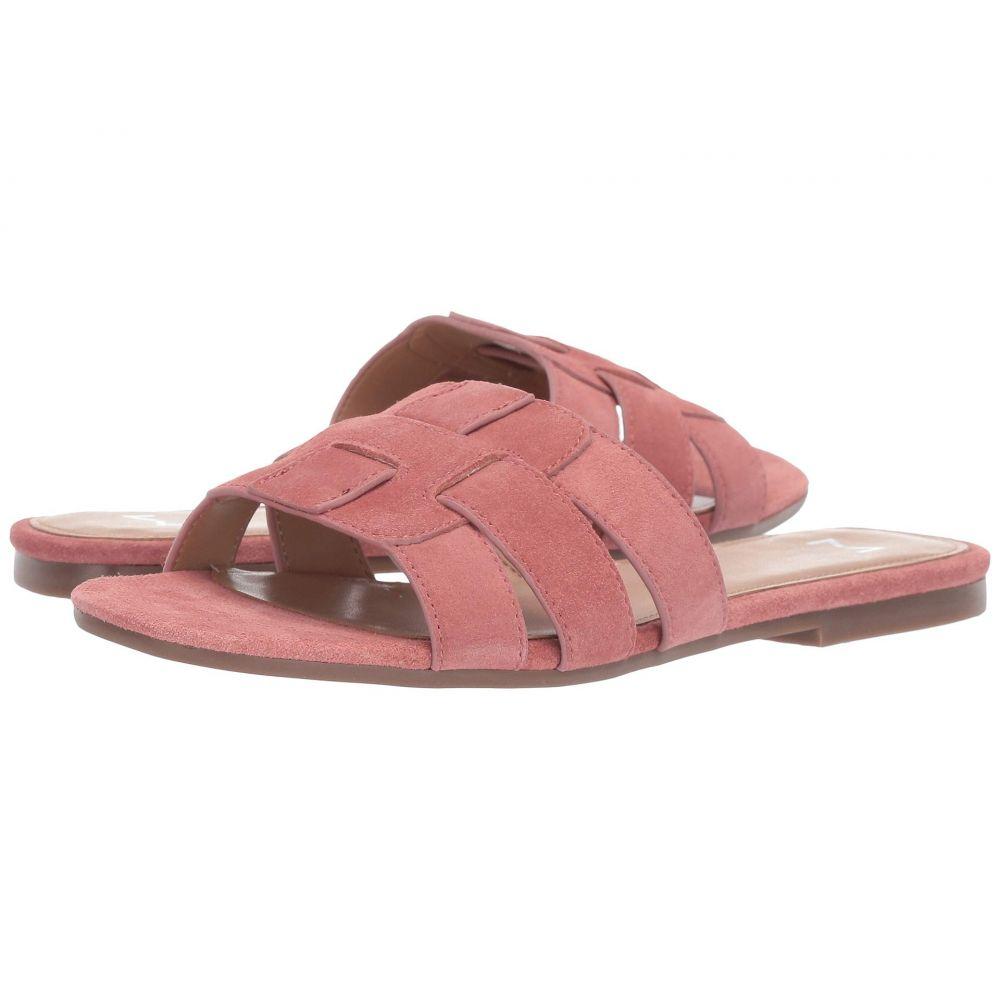 マーク フィッシャー Marc Fisher LTD レディース サンダル・ミュール シューズ・靴【Kayli】Light Pink Suede
