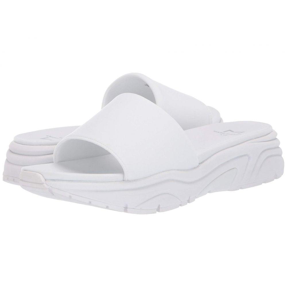 マーク フィッシャー Marc Fisher LTD レディース サンダル・ミュール シューズ・靴【Nessie】White